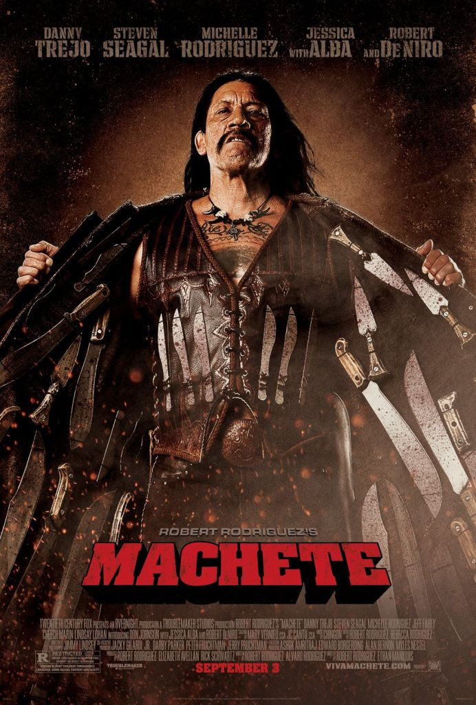 Machete swims -- again? (Image Credit: Troublemaker Studios)