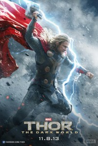 Thor, god of dramatic poses. (Image Credit: Marvel Studies/Disney)